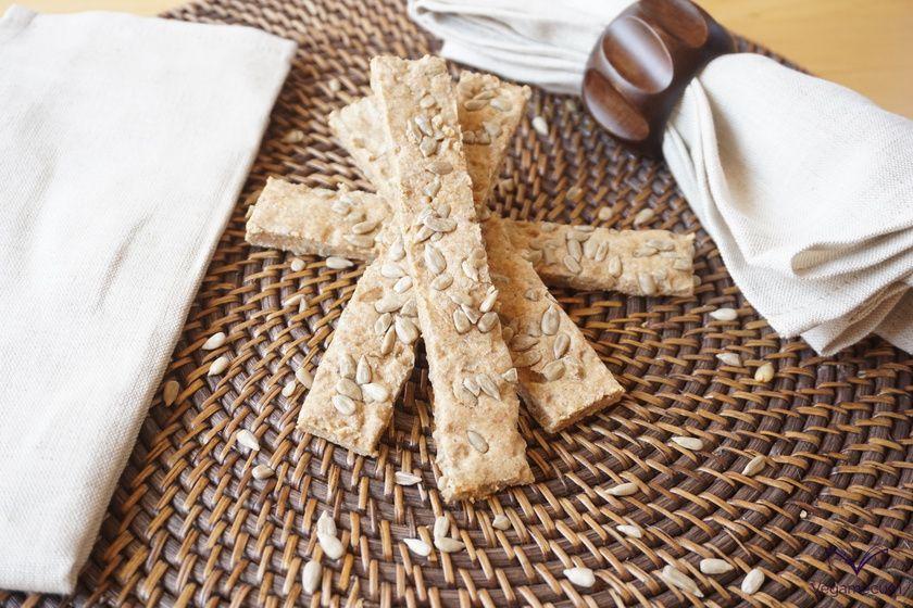 Pan de pipas de girasol integral