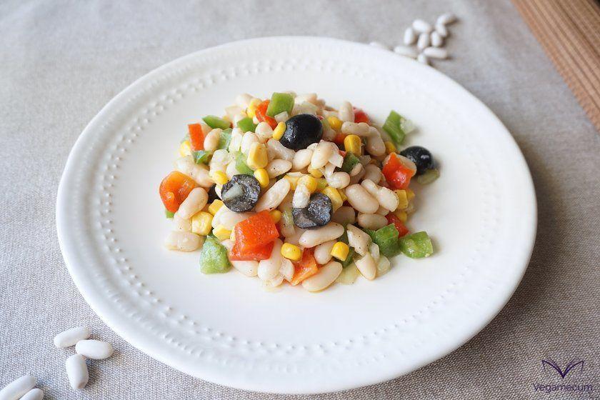 White bean empedrat