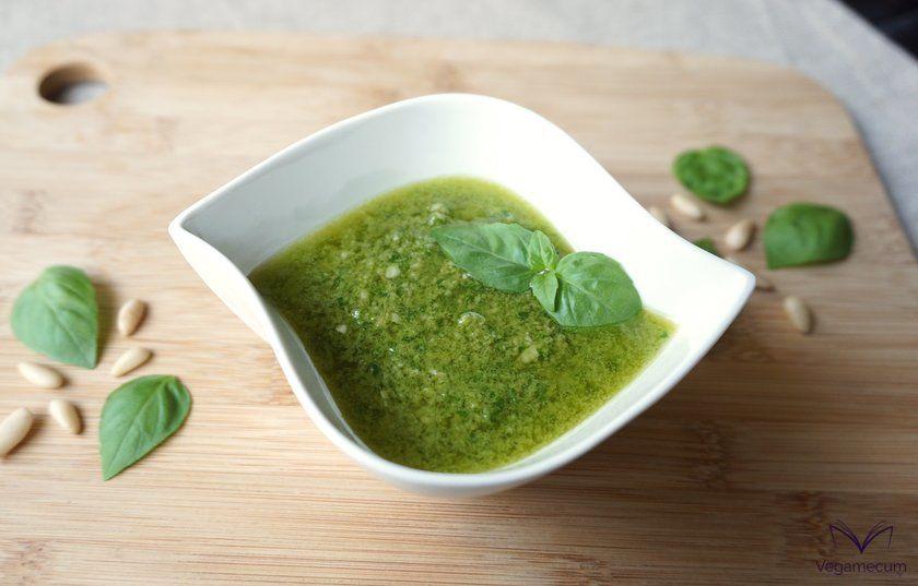 Pesto vegano 'alla genovese'